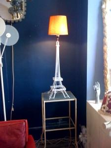 Eiffel tower lamp, Atomica.me.uk