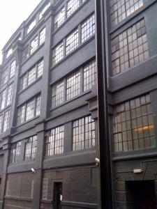 Gorgeous building on Ebor Street
