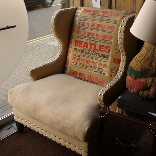 Beatles chair