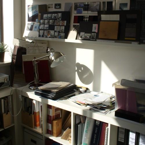 Tessuto office interior
