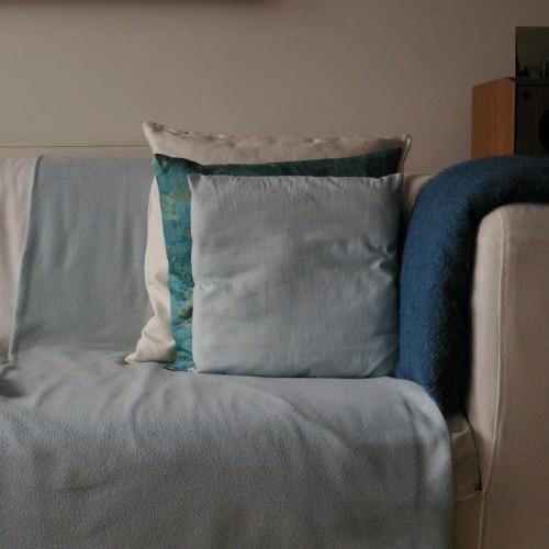 My corner of my sofa