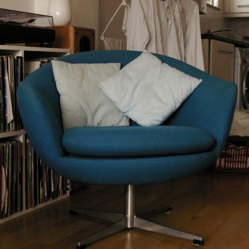 My favourite armchair