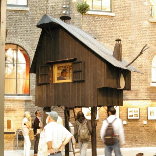"""Beetles House"" by Terunobu Fujimori"