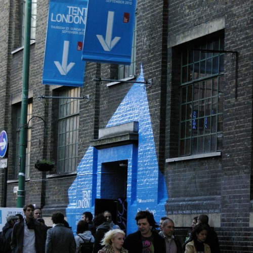 Tent London 2010