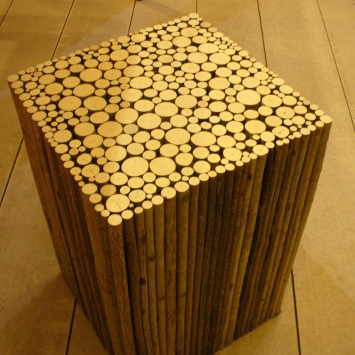 Twig Cube by Pinch