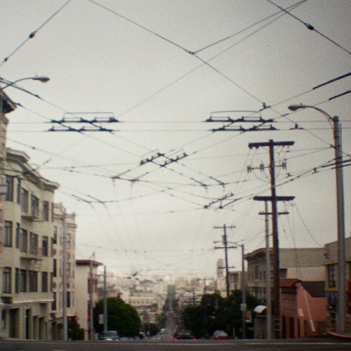 Overhead cables in SF, Diana Mini