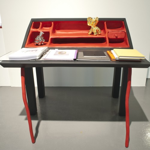 Grey Derivations - Secretaire by Maarten Baas 2010