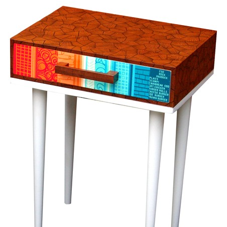 Zoe Murphy Limited Edition Bedsidetable