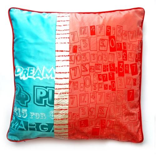 Zoe Murphy Margate Recycled Silk cushions