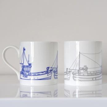 Charlotte Tangye Falmouth Mugs