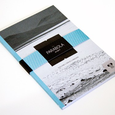The Parabola Project, a collection of short stories, poems and novel extracts from Cornwall's writing talent, £4 plus £1 PP