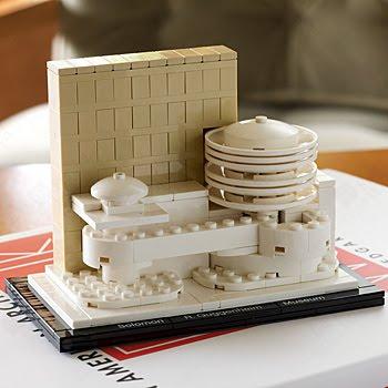 Lego Guggenheim, Lego, £35.99, (Photo: Blue is bleu)