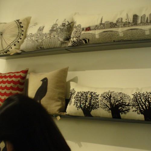 Charlene Mullen cushions
