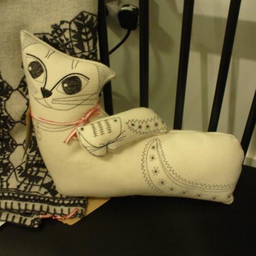 Charlene Mullen cushion - my favourite!