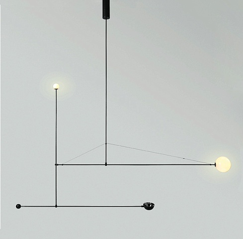 Michael Anastassiades Mobile Chandelier 1