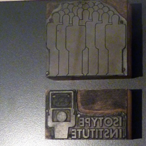 Photo-engraved printing block