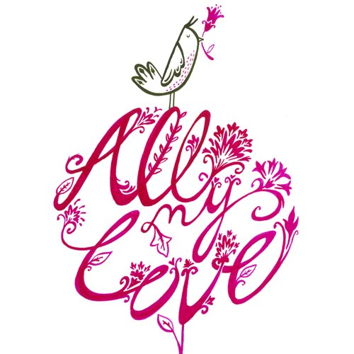 All My Love by Helen Lang