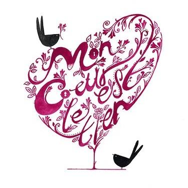 Mon Coeur by Helen Lang
