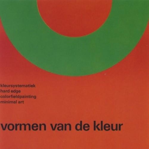 Vormen van de Kleur poster