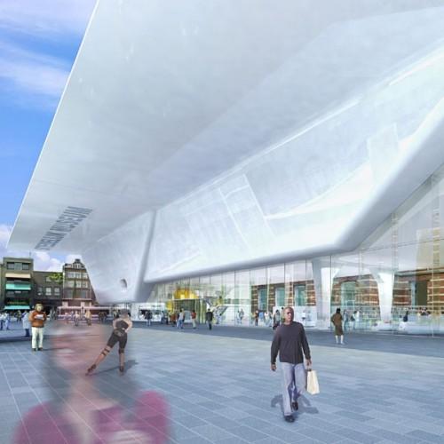 New Stedelijk Museum plans