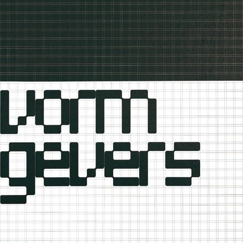 Section of Vormgevers poster