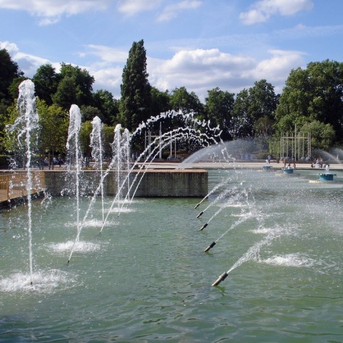 Battersea Pleasure Gardens (photograph by 'diamond geezer')