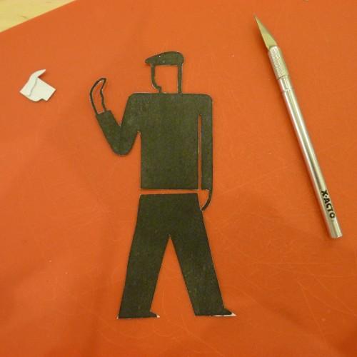 My stencil
