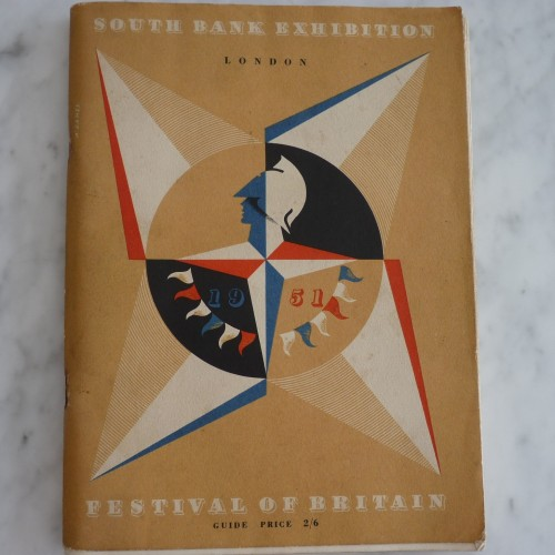 Original Guide to the Festival of Britain, 1951