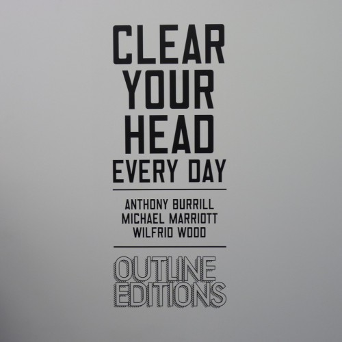 Clear Your Head Every Day at Outline Editions
