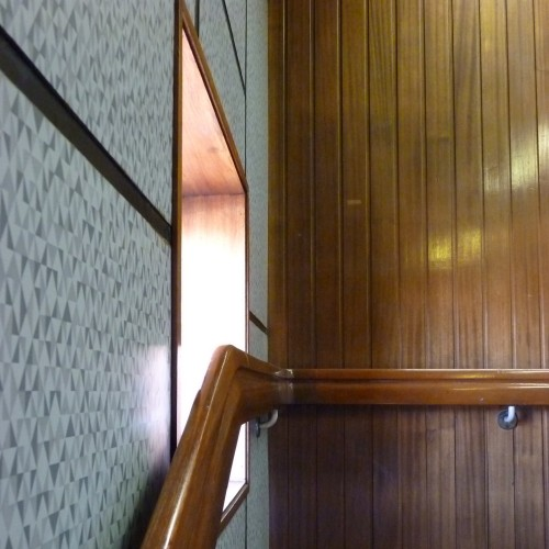Stairwell within Holborn library