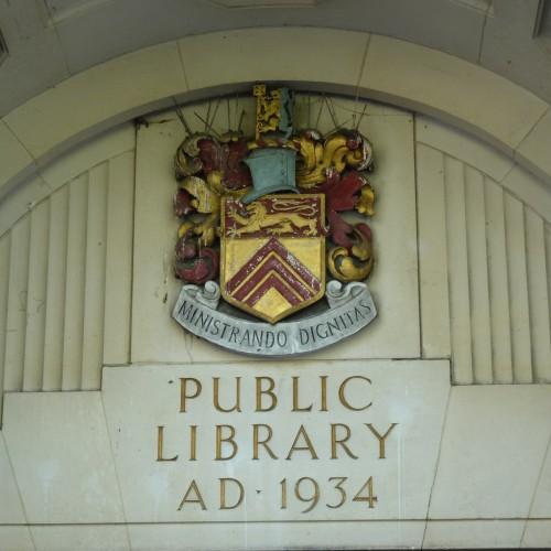 Leytonstone Library exterior