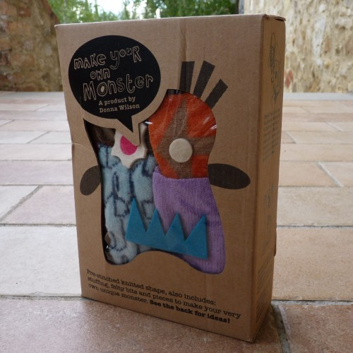 Donna Wilson 'Make Your Own Monster' kit
